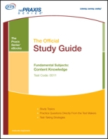 Fundamental Subjects: Content Knowledge Study Guide (5511) eBook
