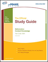 Mathematics: Content Knowledge Study Guide, Rev 2009 (0061) eBook