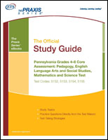 Pennsylvania Grades 4–8 Core Assessment: Pedagogy, English Language Arts and Social Studies, Mathematics and Science Test (5152, 5153, 5154, 5155) eBook