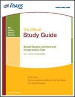 Social Studies: Content and Interpretation Study Guide (0086, 5086) eBook
