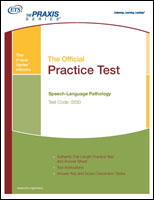 Speech-Language Pathology Practice Test (0330, 5330) eBook