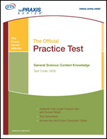 General Science: Content Knowledge Practice Test (5435) eBook