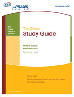 Middle School Mathematics Study Guide (5169) eBook