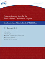 Practice Question eBook for the TExES™ Generalist 4–8 (Test Code 111)