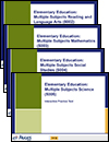 Value Pack: Elementary Education: Multiple Subjects — Form 2