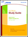 Middle School English Language Arts Study Guide (0049) eBook