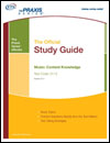 Music: Content Knowledge Study Guide, Rev 2011 - Includes Audio Files (0113) eBook