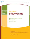 School Leaders Licensure Assessment Study Guide, Rev 2009 (1011, 6011) eBook
