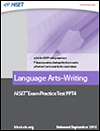 Language Arts–Writing: Practice Test PPT4 eBook