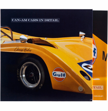 Can-Am Cars in Detail (Signed)