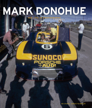 Mark Donohue: His Life in Photographs (Signed)