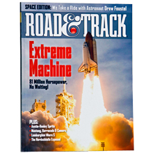 Road & Track Special: The Space Edition