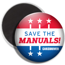 Save the Manuals! Magnet