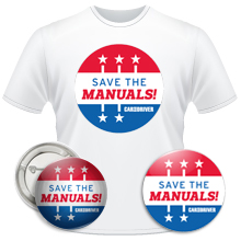 Save the Manuals! Bundle