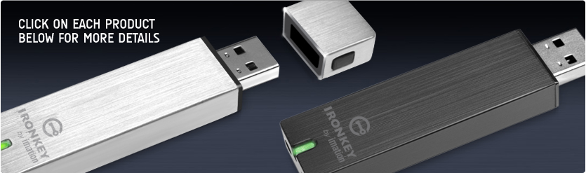 Encrypted Flash Drives