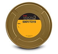 KODAK VISION3 500T Color Negative Film 7219 / 16 mm x 400 ft / On Core / Winding B / 1R-2994, Catalog # 1876580