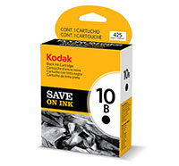 KODAK Black Ink Cartridge, 10B