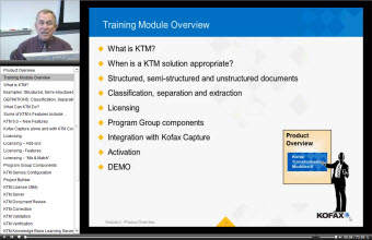 What's New in Kofax Transformation Modules 6 CBT & Exam – Electronic Download
