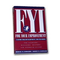 FYI For Your Improvement™ 4th Edition - Traditional Chinese