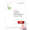 Career Architect® Express Virtual Teams in a Virtual World: How to Succeed Leading a Multi-National Virtual Team
