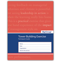 Tower Building Exercise Facilitator Guide