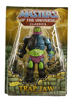 Masters of the Universe Classics: Trap Jaw