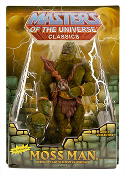 Masters of the Universe Classics: Moss Man