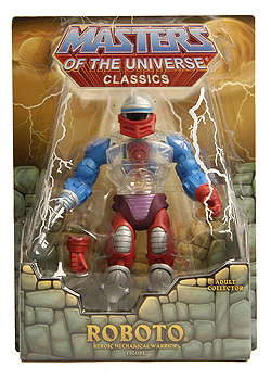 Masters of the Universe Classics: Roboto