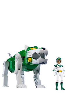 Green Lion & Pidge