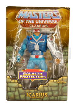 Masters of the Universe Classics: Icarius Action Figure