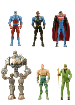<b><i>DCU</i> Classics Wave 5 Boxed Set</b>