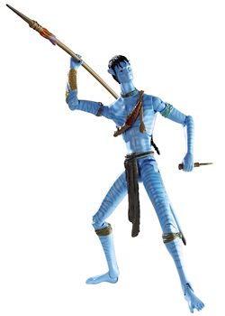 MOVIE MASTERS™ Avatar Jake Sully Figure