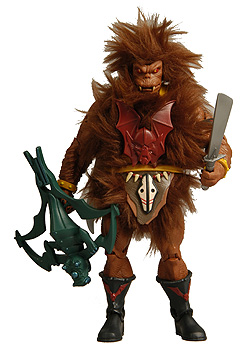 Grizzlor® Figure