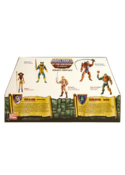 <b>Mo-Larr vs Skeletor® Figures</b>