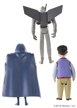 3-Pack Featuring<em> <strong>Toyman </strong></em>/ <strong><em>Firefly </em></strong>/ <strong><em>Dr. Destiny </em></strong> Figures