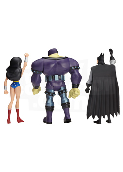 3-Pack Featuring <em>Mongul / Wonder Woman / Batman</em>
