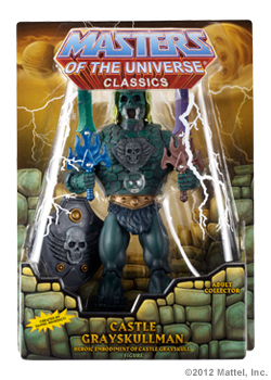 Castle Grayskullman™ Figure