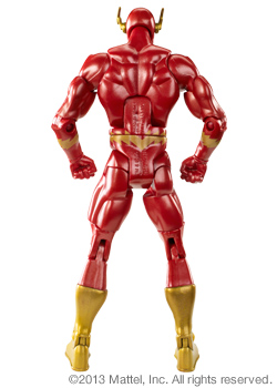 <strong><em>Wally  West The Flash</em></strong> Figure