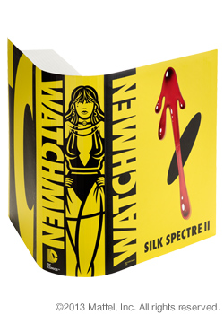 <strong><em>Silk Spectre</em></strong> Figure