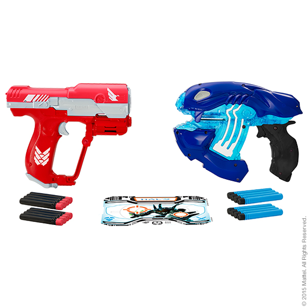 BOOMco.™ HALO® UNSC/Covenant Battle Pack