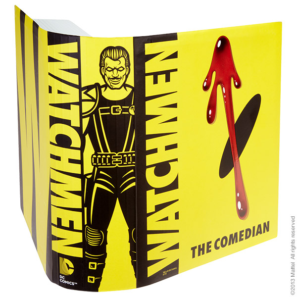 <strong><em>The Comedian</em></strong> Figure