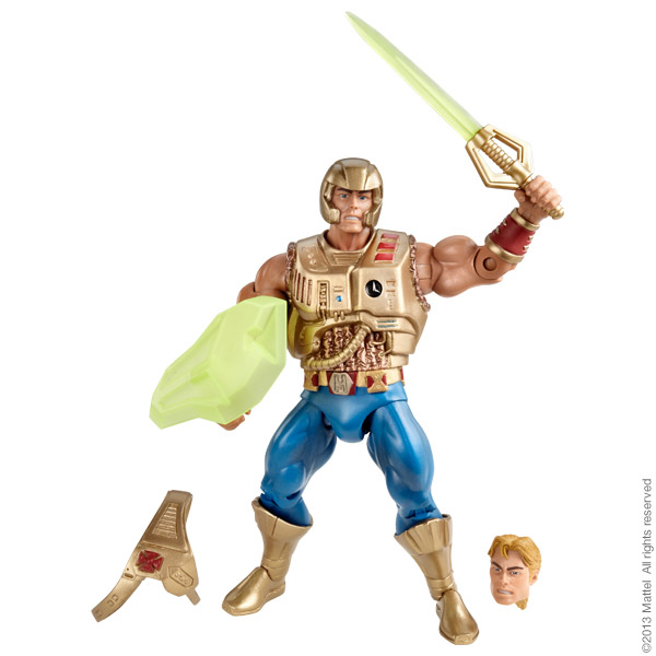 He-Man® Figure (New Adventures)