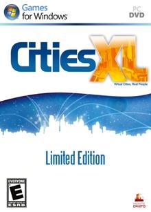 Cities XL Limited Edition - Traducción al Español - Juegos Pc Games - Lemou's Links - Juegos PC Gratis en Descarga Directa