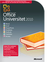 Microsoft Office Universitet 2010
