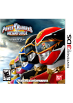 Power Rangers MegaForce (Nintendo 3DS)