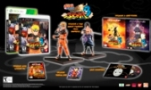 X360 NARUTO SHIPPUDEN: UN STORM 3 exclusive offer w/ Figurines
