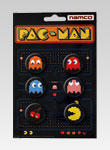 PAC-MAN Button Set