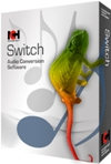 Switch Plus Audio Converter Software