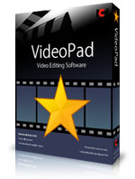 VideoPad Pro Video Editing Software