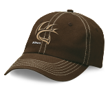 Nikon Antler Hat Brown